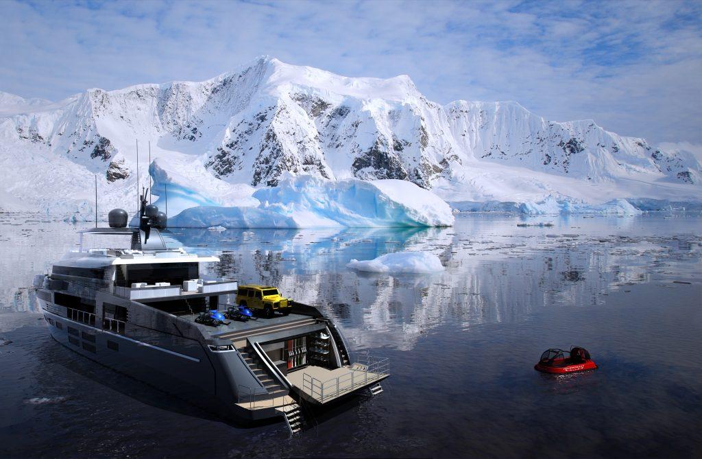 OCEANEMO Sport Utility Yacht