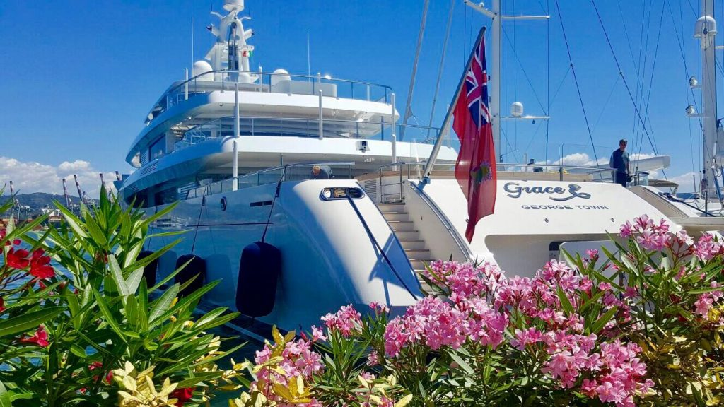 Porto Mirabello MY Grace E Flowers
