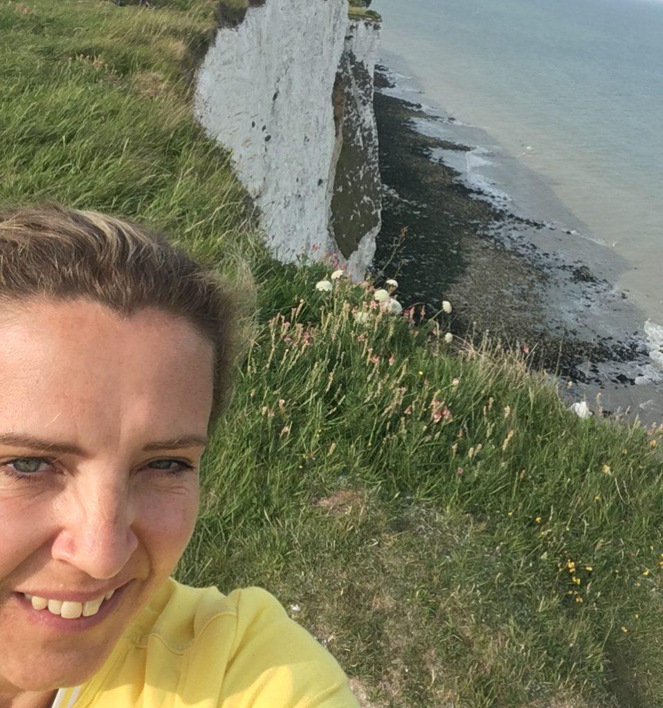 Titta Uoti-Väisänen Dover cliffs