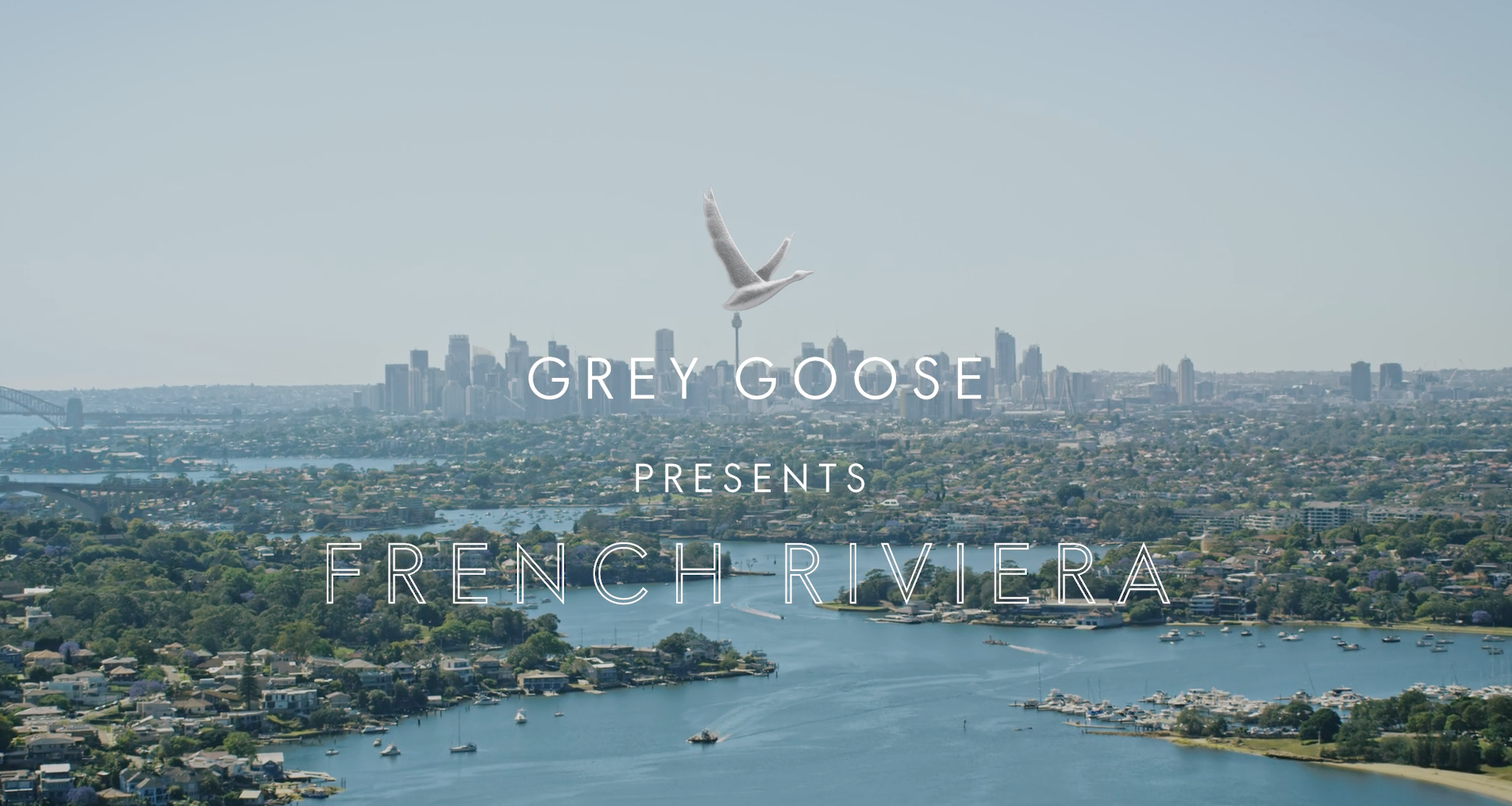 FunAir Yacht Slide Grey Goose french riviera