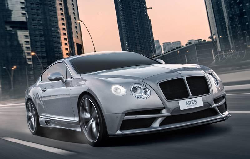 ARES Bentley