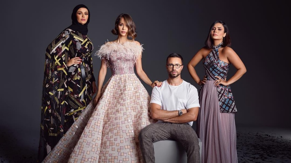 Image showing fashion designer Rami Kadi