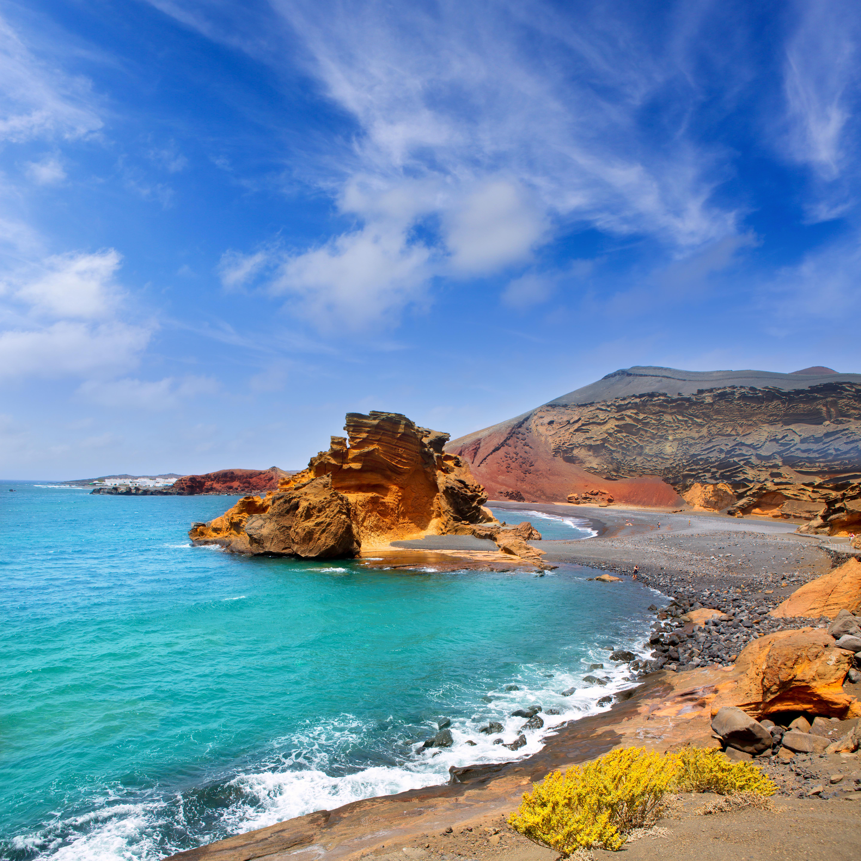 Lanzarote Superyacht Destination Lanzarote landscape