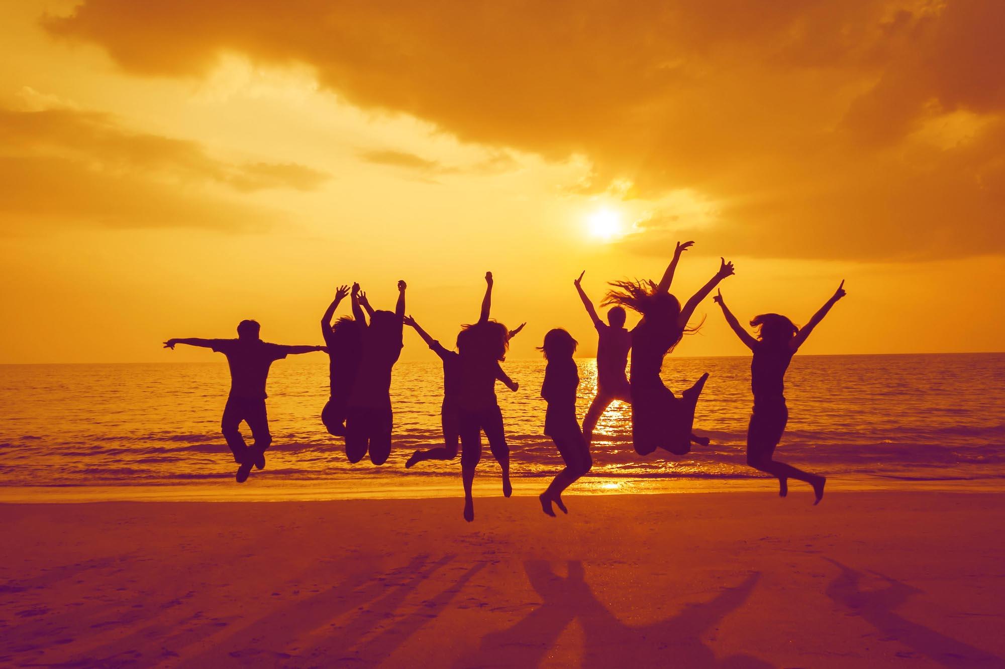 Global Superyacht Marketing team celebration photo