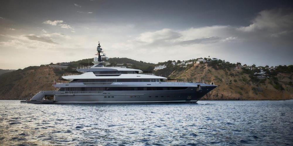 Monaco Yacht Show Superyacht Awards Winners MY Atilla